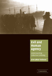 Evil and Human Agency cover
